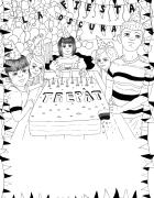 Ilustración para portada disco Trepàt