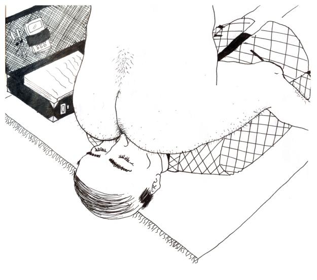 Ilustración Pablo Peña